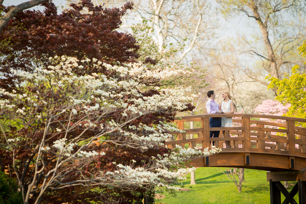 Saint louis engagement photographer samantha and jeffrey - Missouri botanical garden st louis mo ...